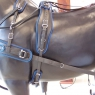 Single Horse BioThane Maraton Harness